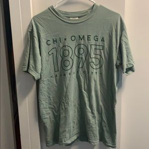 Chi omega Kansas City shirt
